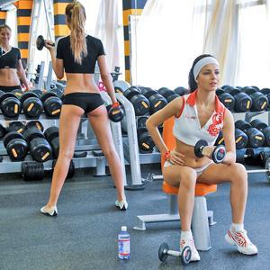 Фитнес-клубы Клетны