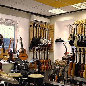 Музыкальные магазины Клетны