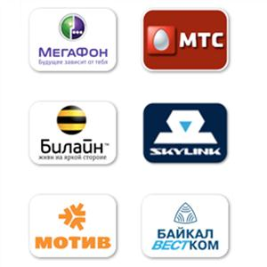 Операторы сотовой связи Клетны