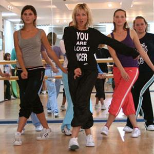 Школы танцев Клетны