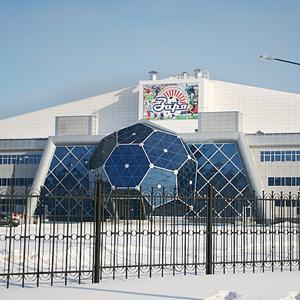 Спортивные комплексы Клетны